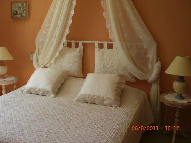 room POTIRON - B&B - FRENCH RIVIERA - Grasse - Bed & Breakfast