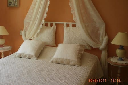 room POTIRON - B&B - FRENCH RIVIERA - Grasse