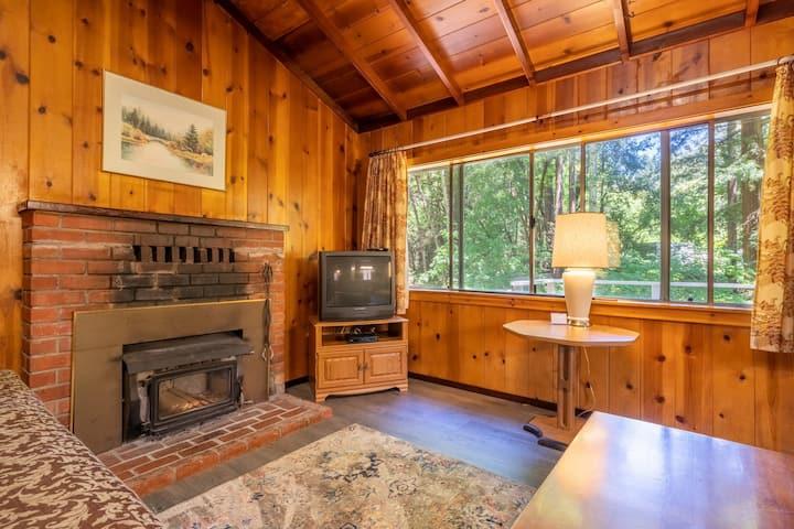 Mason - Cabin Masoods Lodge Boulder Creek, CA