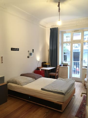 Cozy Room in shared flat in Grindel