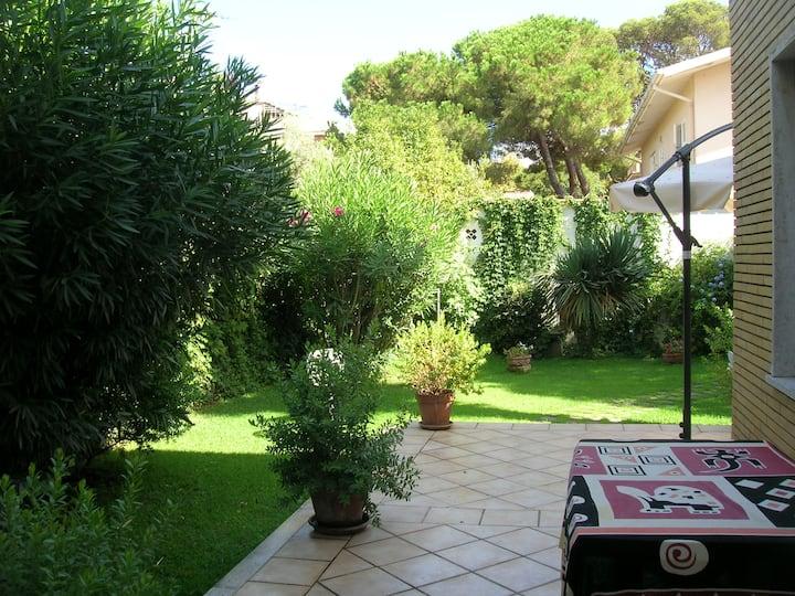 Villetta a 100m dal mare Ideale per Famiglie/Amici