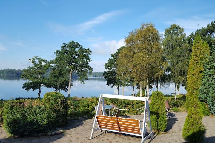 Zimmer für 4 Personen auf Insel Bolmsö   Småland