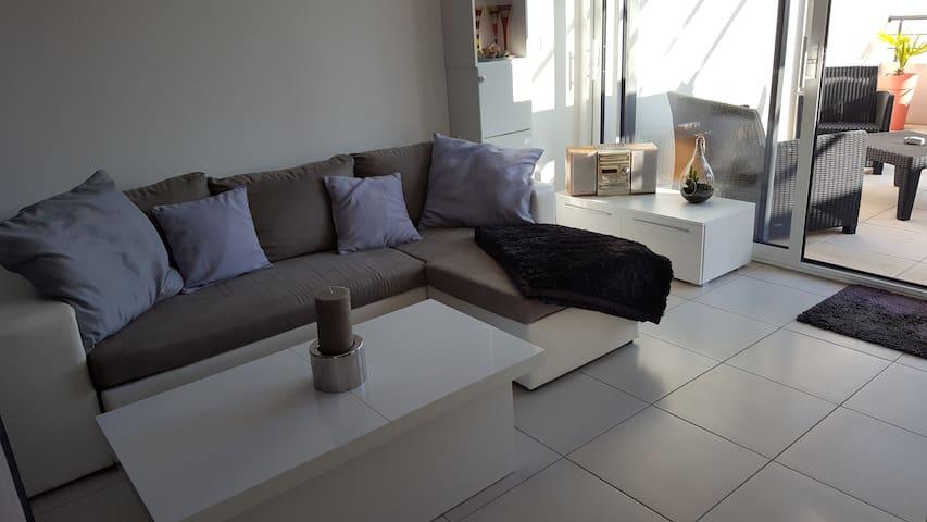 T2 DOUILLE - Montélimar - Apartment