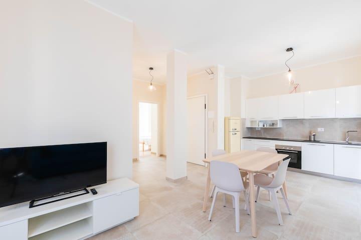 Giuseppina's Apartment