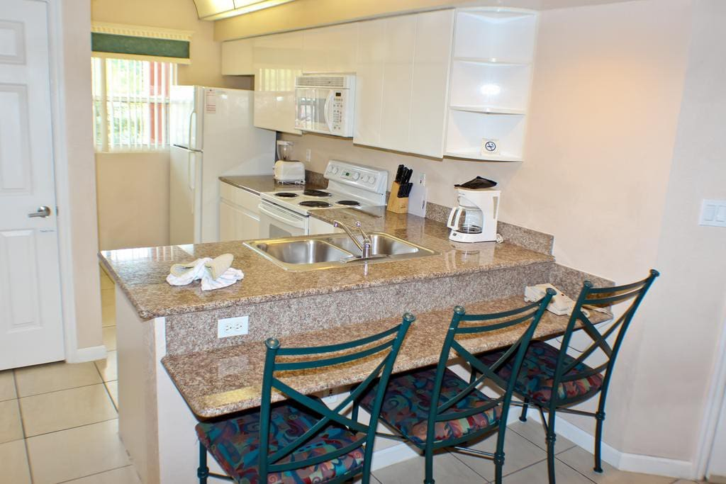 Westgate Town Center Resort Spa 1 Bedroom Apartments