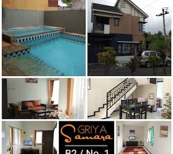 Villa Griya Samara & Kolam Renang Pribadi