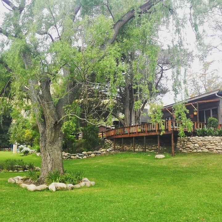 Cango Retreat - House nr 3 Blessed