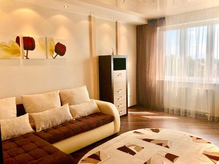 Новые апартаменты в историческом центре Амалиенау
