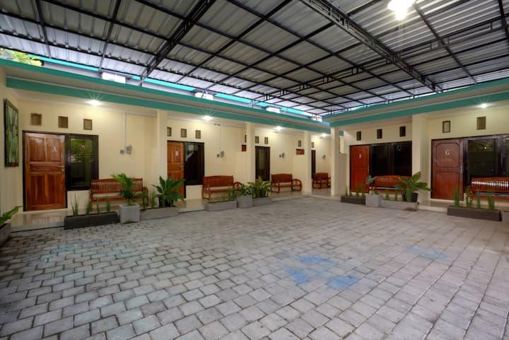 Sanitasi Guesthouse