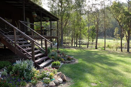 Charming Secluded Farmhouse Wollombi Hunter Valley - Wollombi - บ้าน