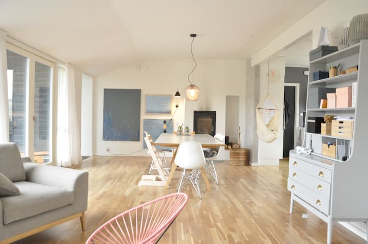 Cosy home close to nature and city - Kongens Lyngby - Hus