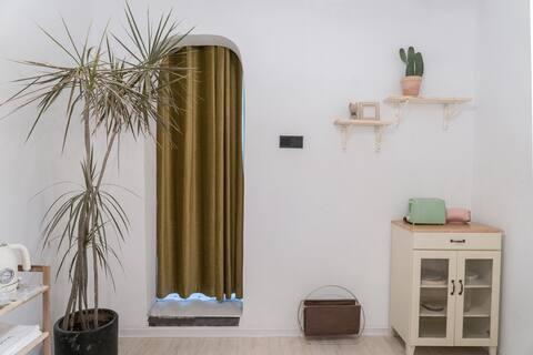 udream.room1「沛白 」一居室 超大独立卫生间 厦门大学沙坡尾世贸双子塔近中山路