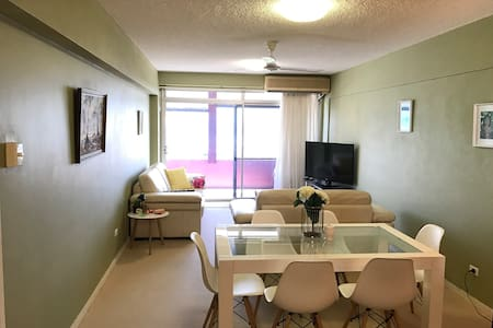 Inner city apartment with amazing views and aircon - Townsville City - 公寓