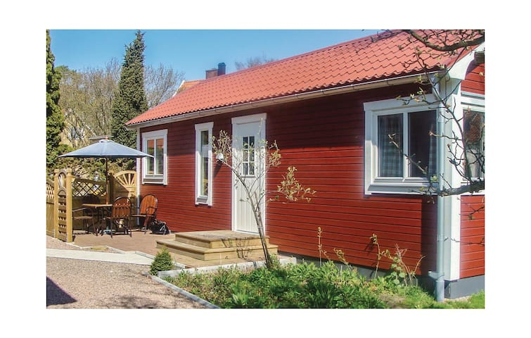 Holiday cottage with 1 bedroom on 31m² in Ängelholm