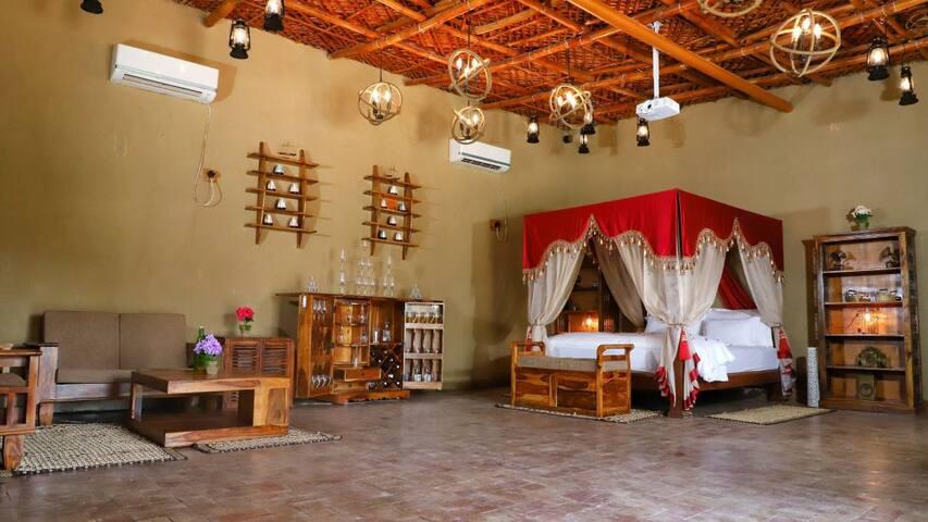 Mudsuite in Themis Mudhouse Resort