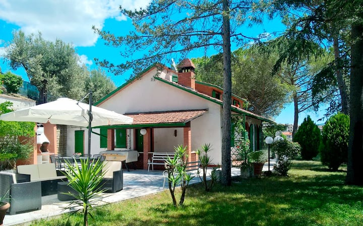 Home in countryside of Perugia