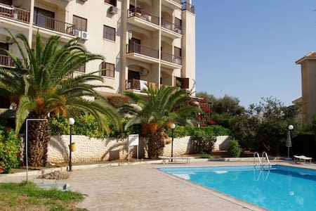 Margo flat Limassol Cyprus close to sea - Agios Tychon