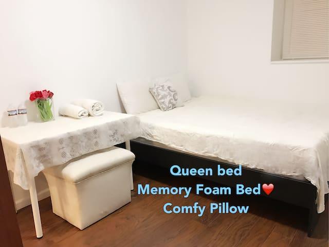 Room 6 - Canal Inn FreeParking 24/7