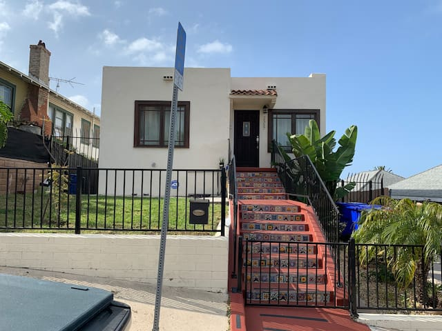 House with City and Coronado bridge views