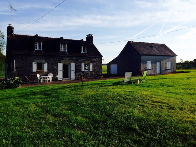 Maison de campagne à 10 min de Quimper - Ergué-Gabéric