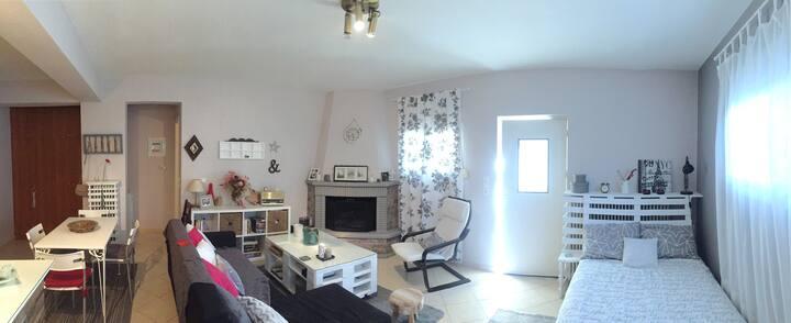 independent cozy space