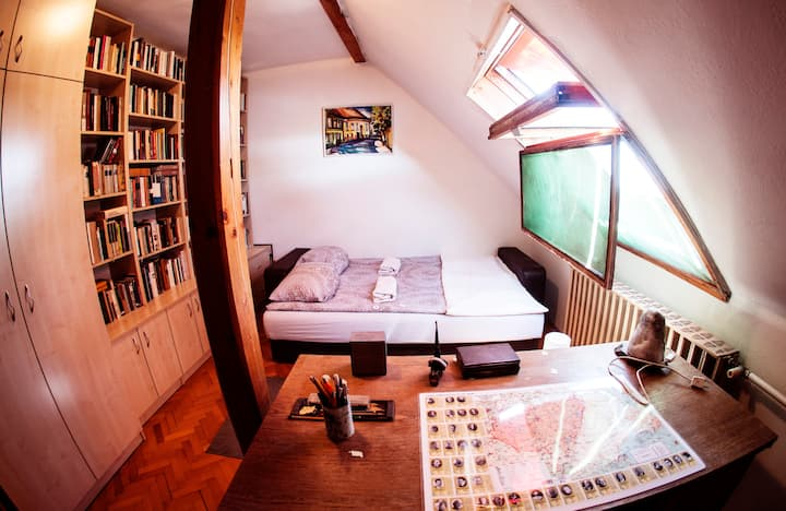 Cosy Room at TerraceON -Hungarian Homestay