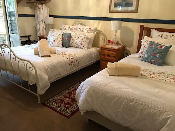 Guest House on Hyde - A place to be spoilt