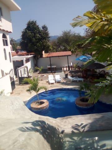 Casa Raymundo - La Peñita de Jaltemba - Apartment