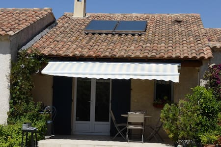 Apartment for 2/4 pers in Provence  - Eyragues - Haus