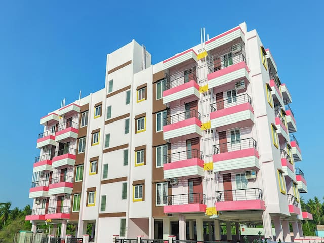 OYO - Elegant 2BHK Abode, Pondicherry-Can't-Miss Deal!