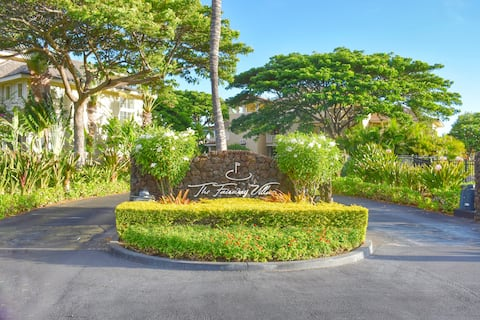 Waikoloa Beach Fairway Villas