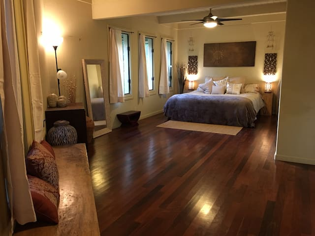 "Lumi Hi'iaka - ""Goddess of Hula"" Room with pool - Kilauea - House"