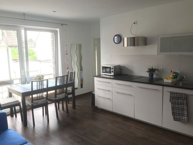2 Zimmer Apartment, Messe & Airport