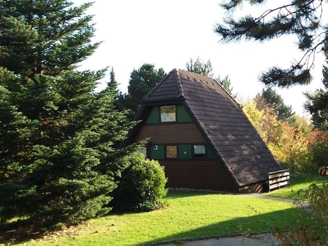 Holiday village Waldbrunn - house type Winnetou