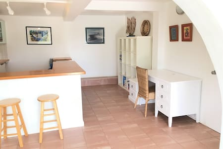 Garden apartment with pool. - English Harbour - Appartamento