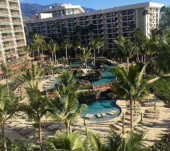 Getaway to warm Ka'anapali-Oceanview 2BDRM - Condomínio