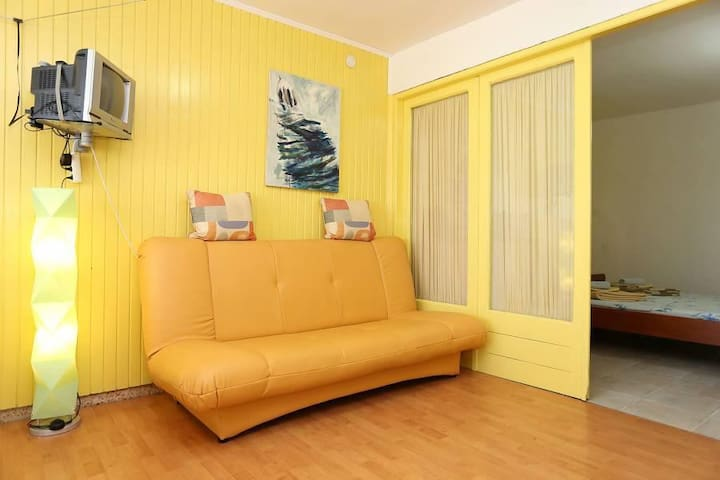 One bedroom apartment near beach Trpanj, Pelješac (A-10216-b) - Trpanj