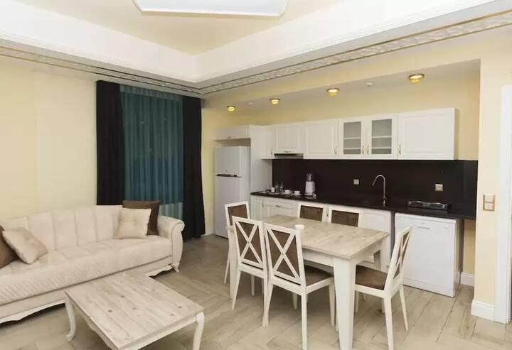 Merada Suite Otel Oda Kahvaltı Luxury Oda 2 Kişi