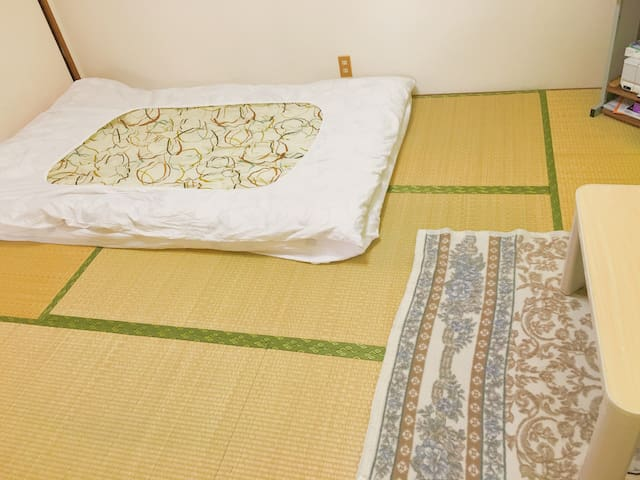 日式榻榻米房间六叠 japanese tatami room - Odawara-shi - Apartment