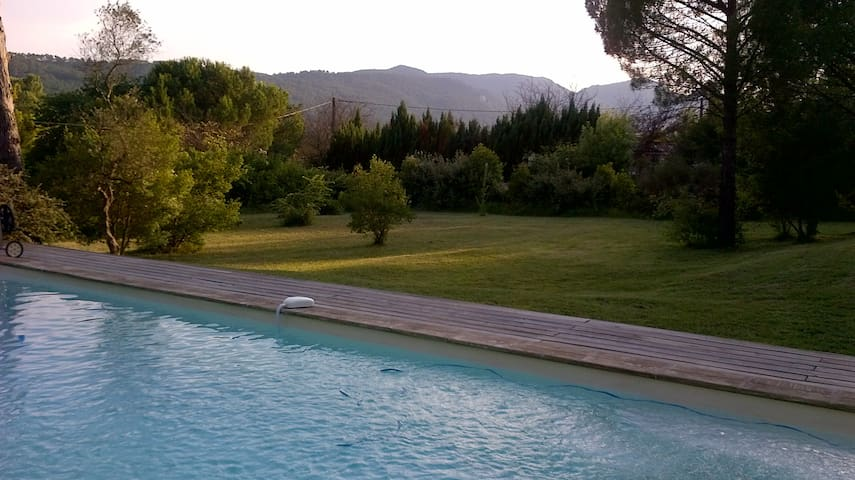 Villa Provence verte