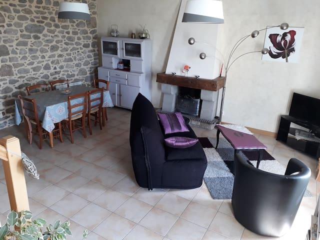 Maison Cosy à Rothéneuf - 250 mètres de la plage