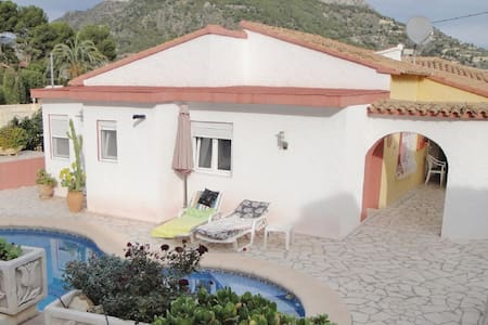 2 Bedrooms Home in Calpe - Calpe