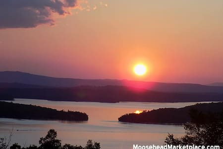 Moosehead Lake 2 bedroom home - Greenville - Maison