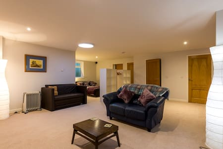 Spacious apartment in idyllic location - Hampshire - Apartament