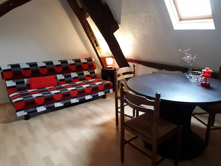 "Appartement ""Les week-ends d'Alexis"""