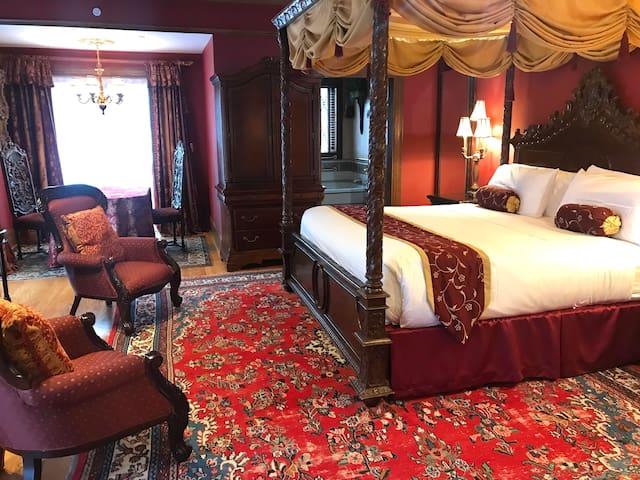 Tudor Room - Gramercy Mansion