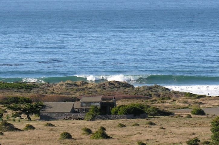 """Casa Pacis"" -- House of Peace - Sea Ranch"
