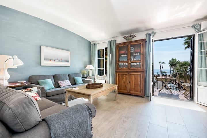 Apartamento en la Malagueta a pie de playa