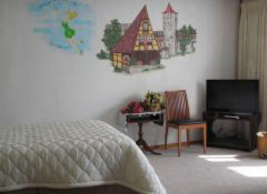 Das Rosenberg room