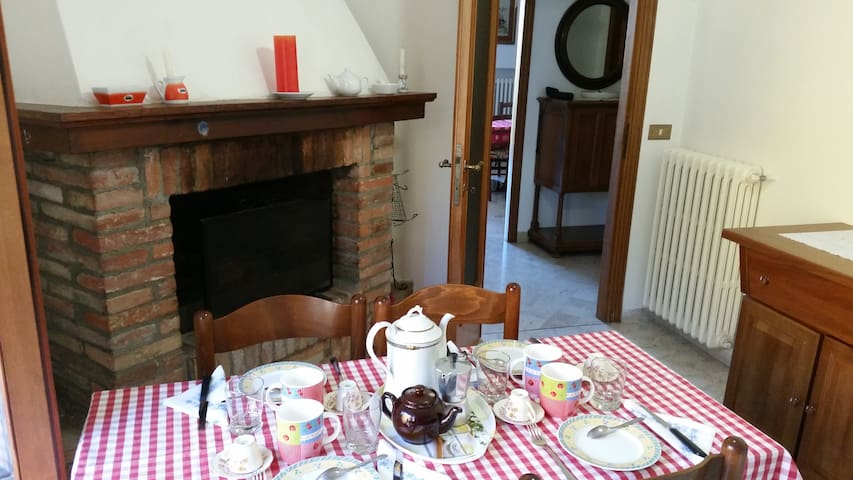 Casa Bibi - 5 places- Montepulciano